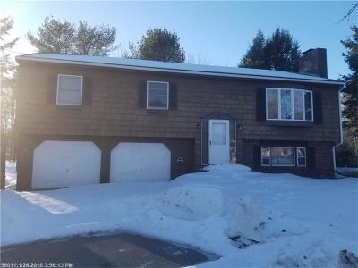 Bangor ME Single Family Home For Sale: $190,000