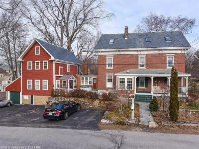 Kittery Multi Family Home For Sale: 6 Water St