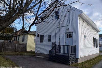 Old Orchard Beach Multi Family Home For Sale: 125-A W West Grand Ave