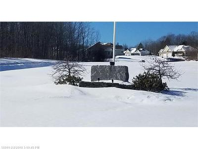 Hampden Residential Lots & Land For Sale: 48-50 Highland Ridge Dr