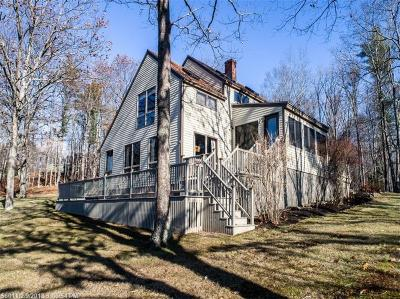 Scarborough, Cape Elizabeth, Falmouth, Yarmouth, Saco, Old Orchard Beach, Kennebunkport, Wells, Arrowsic, Kittery Single Family Home For Sale: 144 Simpson Rd