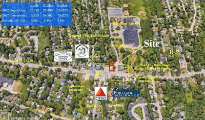 York County, Cumberland County Residential Lots & Land For Sale: 1590 Forest Ave