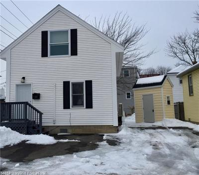 Old Orchard Beach Single Family Home For Sale: 125 W West Grand Ave