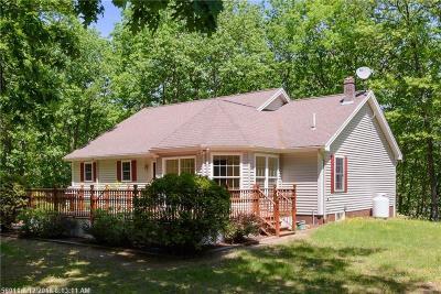 Waterboro Single Family Home For Sale: 13 Binette