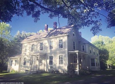 Kittery Multi Family Home For Sale: 52 Old Dennett Rd