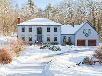 York Single Family Home For Sale: 1 Payneton Hill Rd