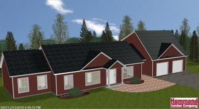 Single Family Home For Sale: Lot K-2 Tbb Pine Hill Dr