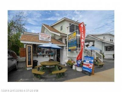 Old Orchard Beach ME Multi Family Home For Sale: $450,000