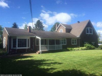 Mapleton Single Family Home For Sale: 650 State Rd