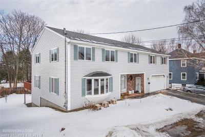 South Portland ME Single Family Home For Sale: $549,900