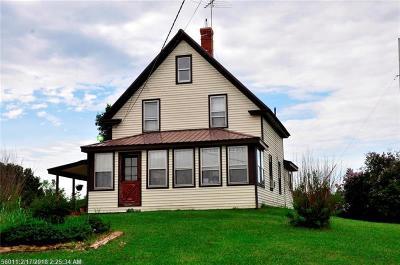 Monticello Single Family Home For Sale: 503 Britton Rd