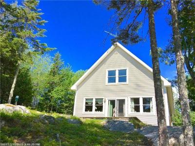 Single Family Home For Sale: 201 Goods Point Rd
