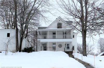 Multi Family Home For Sale: 12 Lloyd Ln