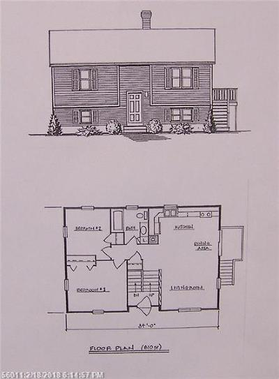 Windham Single Family Home For Sale: Lot 14a Meredith Dr