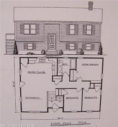 Windham Single Family Home For Sale: Lot 5a Meredith Dr