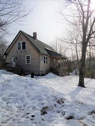 Windham Single Family Home For Sale: 39 Old County Rd