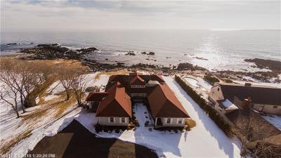 Single Family Home For Sale: 12 & 13 Tides Edge Rd