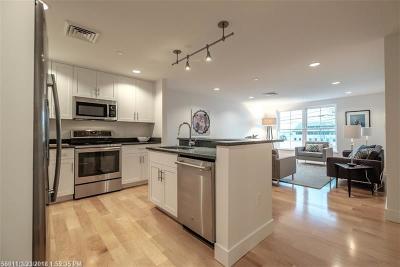 Portland ME Condo For Sale: $485,000