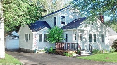 Wells Single Family Home For Sale: 25 Shady Ln