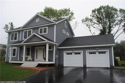 Scarborough, Cape Elizabeth, Falmouth, Yarmouth, Saco, Old Orchard Beach, Kennebunkport, Wells, Arrowsic, Kittery Condo For Sale: Lot 92 School St 04 #04