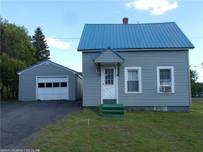 Presque Isle Single Family Home For Sale: 36 Howard St