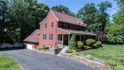 Old Orchard Beach ME Single Family Home For Sale: $460,000