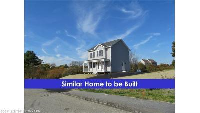Westbrook Single Family Home For Sale: 26 Stillwater Lot #12 Dr