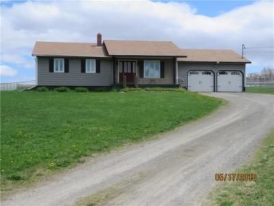 Caribou Single Family Home For Sale: 276 East Presque Isle Rd