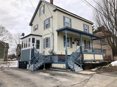 Westbrook Multi Family Home For Sale: 26 Cole St