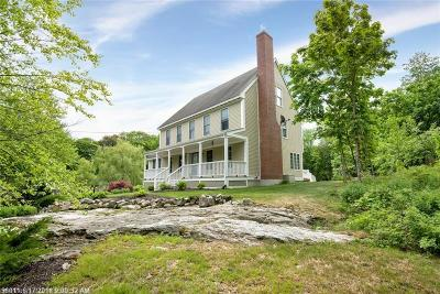Falmouth Single Family Home For Sale: 1 Daniel's Way