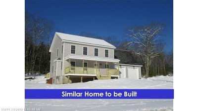 Windham Single Family Home For Sale: Lot #13 Highland Cliff Rd
