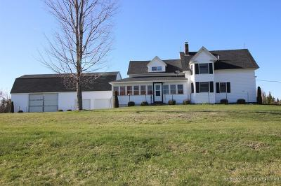 Prentiss Twp T7 R3 Nbpp Single Family Home Active With Kick-Out: 354 Center Street
