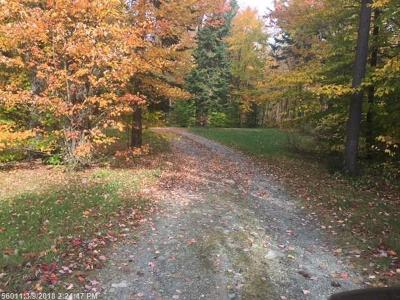 Tomhegan Twp ME Residential Lots & Land For Sale: $35,000
