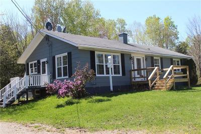 New Limerick Single Family Home For Sale: 1798 County Rd