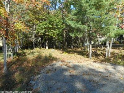 Lincoln Residential Lots & Land For Sale: Lot 14 Penobscot Valley Avenue