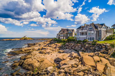 York Single Family Home For Sale: 4 Lighthouse Watch