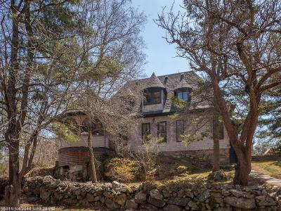 Ogunquit Single Family Home For Sale: 96 Stearns Rd
