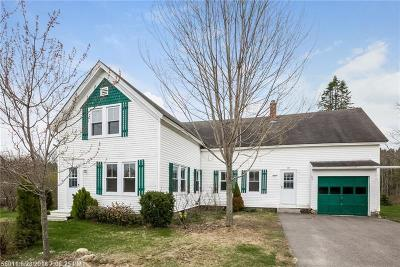 Kennebunkport Single Family Home For Sale: 97 Goose Rocks Rd