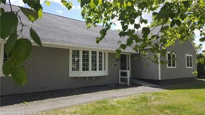 Caribou Single Family Home For Sale: 73 Lynn Dr