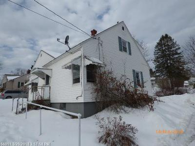 Brewer Single Family Home For Sale: 386 North Main St