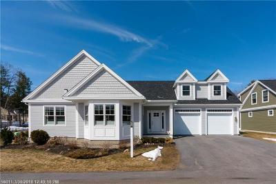 Falmouth Single Family Home For Sale: 3 Sprucewood Ln O1 #O1