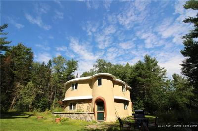 Hampden Single Family Home For Sale: 522 Meadow Rd