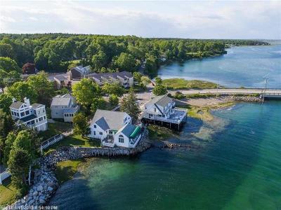 Ogunquit Single Family Home For Sale: 64 Beach St
