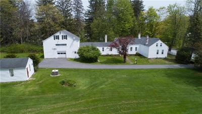 Westbrook Single Family Home For Sale: 107 New Gorham Rd