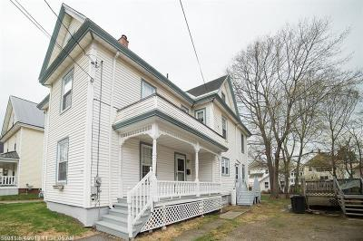 Brewer Single Family Home For Sale: 21 Brimmer St