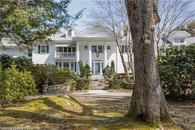 Kennebunkport Condo For Sale: 42 South Main St 4 #4