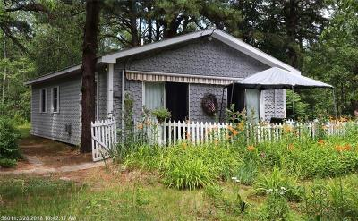 Kennebunk Single Family Home For Sale: 715 Webber Hill Rd