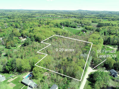 York County, Cumberland County Residential Lots & Land For Sale: 00 Fernald Ln