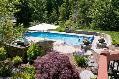 Scarborough Single Family Home For Sale: 3 Fawn Run