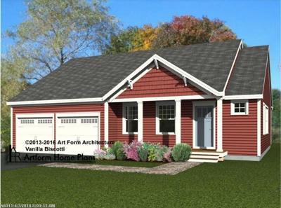 Kittery Single Family Home For Sale: Lot 27 Seward Farm Ln